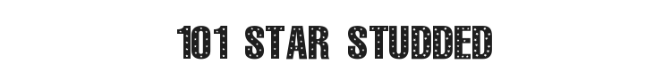 101 Star Studded