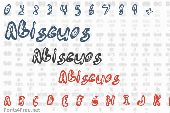 Abiscuos Font