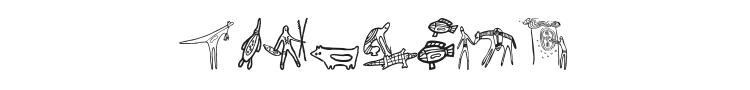 Aboriginebats Font