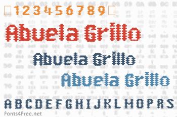 Abuela Grillo Font