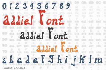 Addiel Font