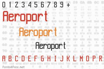 Aeroport Font