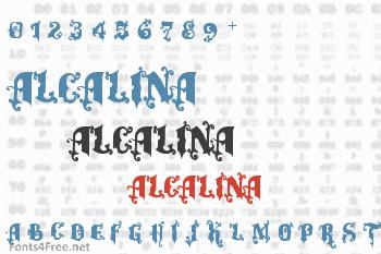 Alcalina Font