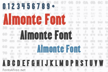 Almonte Font