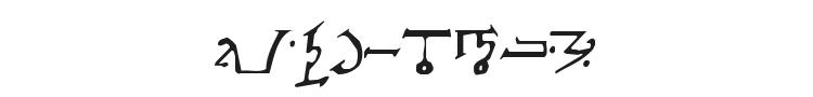 Alphabet of the Magi