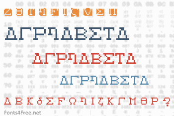 Alphabeta Font