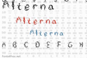 Alterna Font
