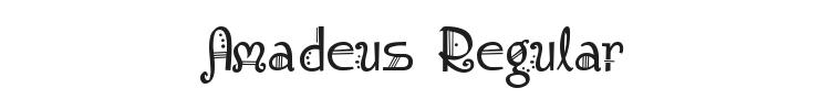 Amadeus Regular