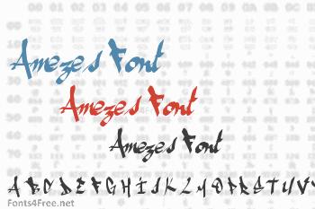Amezes Font