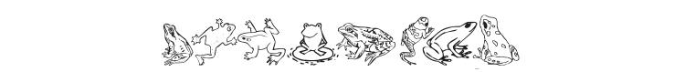 Amphibia Font