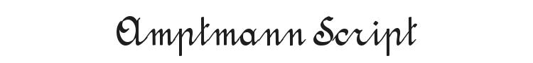 Amptmann Script