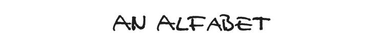 An Alfabet