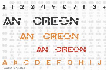 An Creon Font