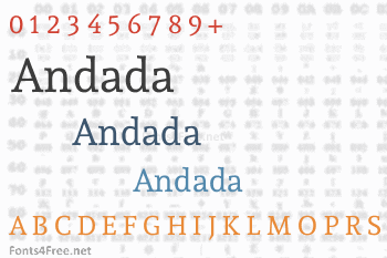 Andada Font