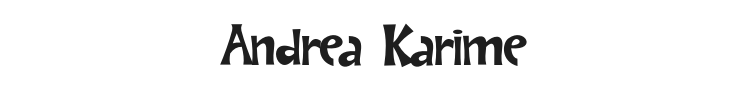 Andrea Karime Font