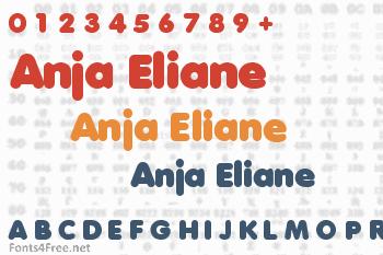 Anja Eliane Font