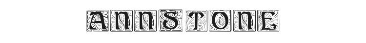 AnnStone Font