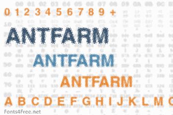 Antfarm Font