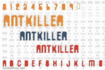 AntKiller Font