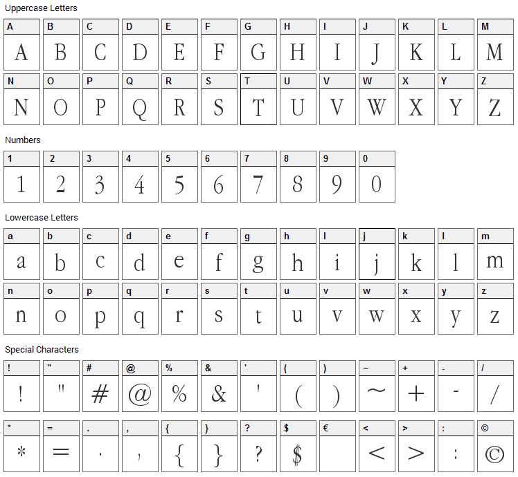Apple Garamond Font Download - Fonts4Free