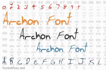 Archon Font