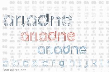 Ariadne Font