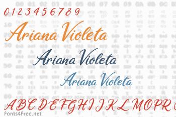 Ariana Violeta Font