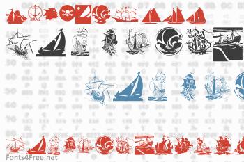 Armada Pirata Font