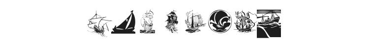 Armada Pirata Font Preview