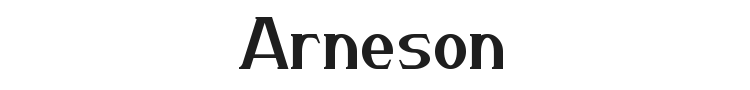 Arneson Font