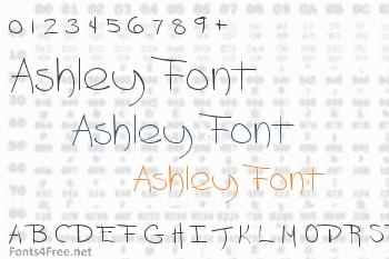 Ashley Font