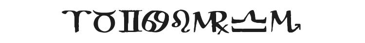Astro Ganza Font