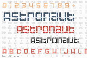 Astronaut Font