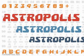 Astropolis Font