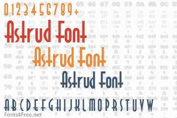 Astrud Font