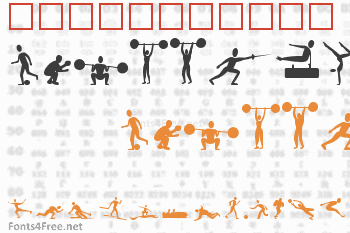 Athletes Font