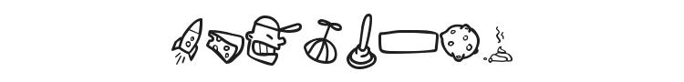 Atman Dings Font