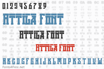 Attila Font