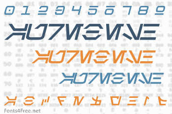 Aurebesh Font