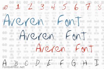 Averen Font