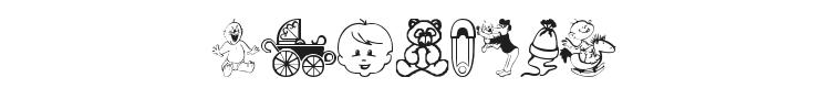 Baby CSP Font
