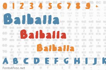 Balballa Font