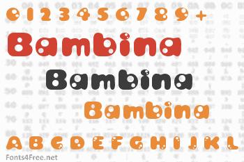 Bambina Font