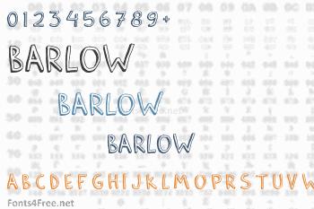 Barlow by Thunderpanda Font
