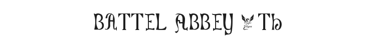 Battel Abbey 8th Century  Font