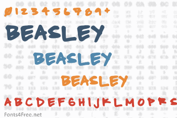 Beasley Font