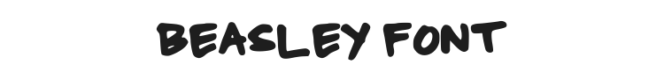 Beasley Font Preview