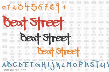 Beat Street Font