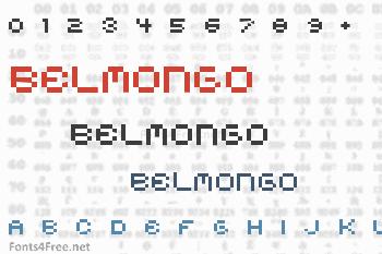 Belmongo Font