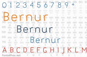 Bernur Font